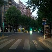 Photo taken at Avd Reina Victoria Eugenia by Juanmi H. on 5/31/2013