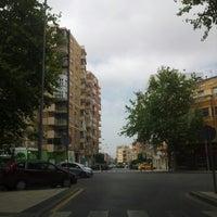 Photo taken at Avd Reina Victoria Eugenia by Juanmi H. on 6/17/2013