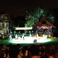 Photo taken at Delacorte Theater by Shani A. on 8/10/2013
