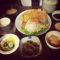 Photo taken at Tsumura Sushi Bar & Restaurant by Ck C. on 1/17/2013