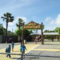 Photo taken at Wild Adventures Theme Park by Phillip G. on 5/30/2013