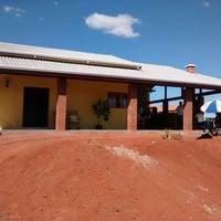 Photo taken at Chacara da Lia by Michel R. on 7/13/2014