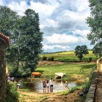 Photo taken at El Camino de Santiago - Ribadiso by Manu A. on 8/12/2015