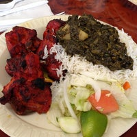 Photo taken at Ravi Kabob House by Farah J. on 6/24/2013