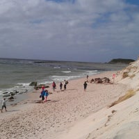 Photo taken at Weststrand Hörnum by Stefan on 8/31/2013