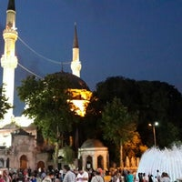 Photo taken at Eyüp Sultan Mosque by Yasin T. on 6/29/2013