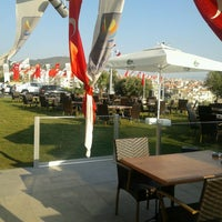 Photo taken at Gazibeğendi Belediye Sosyal Tesisleri by Ibrahim G. on 7/8/2013