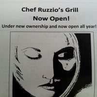 Photo taken at Chef Ruzzio's Grill by Nicole D. on 10/23/2013