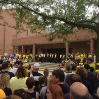 Photo taken at Revelli Hall by Brian N. on 8/31/2013