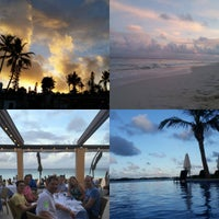 Photo Taken At Elbow Beach Mandarin Oriental By Ben A On 9 2