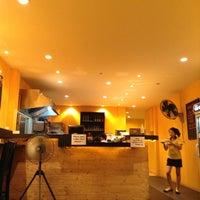 Photo taken at BAngkok Burger Company by ChocolateMax on 4/20/2013