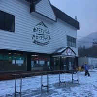 Photo taken at あだたら高原スキー場 by こかっちゃん on 12/29/2016