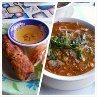 Photo taken at Tastes Of Vietnam by Weina Y. on 8/30/2013