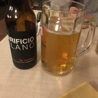 Photo taken at Isola De La Pizza fu AL VOLO by Davide B. on 3/24/2018