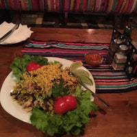Photo taken at Restaurant Mexicano by Gianni B. on 3/31/2017