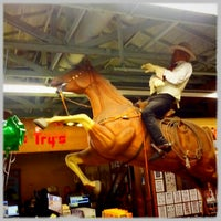 Photo taken at Fry's Electronics by Kevin M. on 2/2/2013