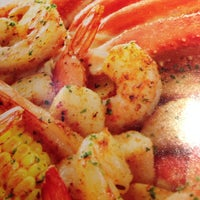 Photo taken at Red Lobster by James A. V. on 4/24/2014