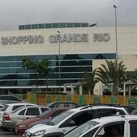 7/16/2013 tarihinde Ricardo L.ziyaretçi tarafından Shopping Grande Rio'de çekilen fotoğraf