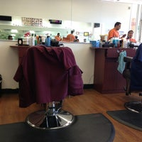 Photo taken at Chelo's Dominican Barbershop by mr_truthspitta on 6/22/2013