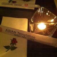 Photo taken at Asian Temptation by Deisy M. on 5/24/2013