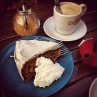 Photo taken at Mama's Café by Aina R. on 4/6/2013