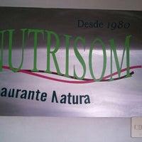 Foto scattata a Nutrisom da Rodrigo L. il 6/20/2013