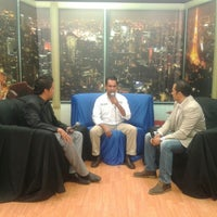 Photo taken at Tv España by Sayra M. on 6/4/2013