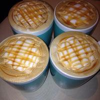 Photo taken at 曼咖啡 Famonn Coffee by Karla M. on 2/16/2014