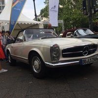 Photo taken at Classic Days Berlin by Baris Y. on 6/13/2015