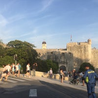 Photo taken at Tourist board Dubrovnik by Yilmaz Ö. on 9/13/2016