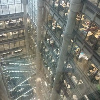 Photo taken at Lloyd's of London by Mar J. on 2/2/2017