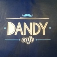 Photo taken at Dandy Cafe by Julia B. on 5/19/2013