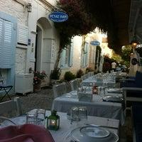 Photo taken at Karina Balık Restaurant by İdil R. on 5/19/2013