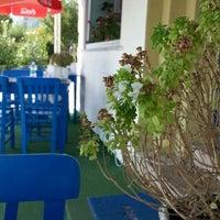 Photo taken at Mavi Restaurant by Semanur C. on 8/18/2013