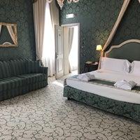 Photo taken at UNA Hotel Venezia by Hussam A. on 8/7/2017