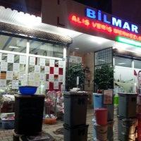 Photo taken at Bilmar by ibrahim a. on 2/7/2014
