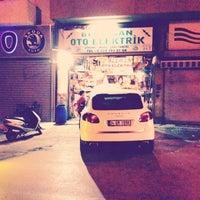 Photo taken at Bezirgan OTO by Ekrem B. on 7/12/2013