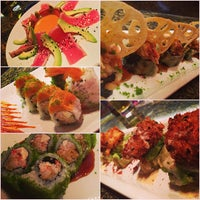 Photo taken at RA Sushi Bar Restaurant by Anh P. on 1/12/2013