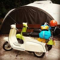 Photo taken at Kelvedon Hatch Camping and Caravanning Club Site by Emily W. on 7/20/2013