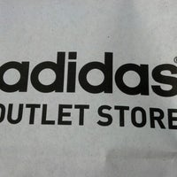Photo taken at adidas Factory Outlet by Robert R. on 9162012