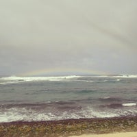 Photo taken at North Shore by Alice P. on 1/5/2013
