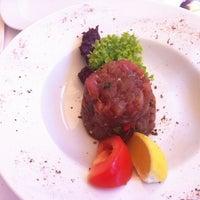 Das Foto wurde bei Nautilus Fischrestaurant von Alexandra W. am 7/24/2013 aufgenommen