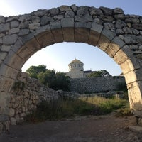 Photo taken at Chersonesus by Владимир Д. on 5/24/2013