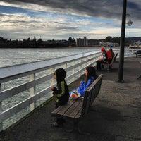 Photo taken at Santa Cruz Wharf by Lenka V. on 12/28/2012