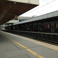 Photo taken at Coventry Railway Station (COV) by Laurent D. on 6/29/2013