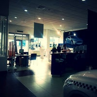Photo taken at Peugeot by Like on 4/30/2014