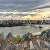 Photo taken at Derry/Londonderry by Namık Kemal Ç. on 5/14/2017