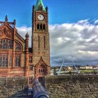 Photo taken at Derry/Londonderry by Namık Kemal Ç. on 2/11/2017