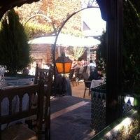 Photo taken at Bodegas del Sobrarbe by Jose P. on 11/2/2013