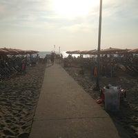 Bagno Roma - Spiaggia in Tirrenia